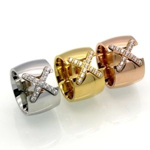 LADIES '''X''' FASHION RINGS
